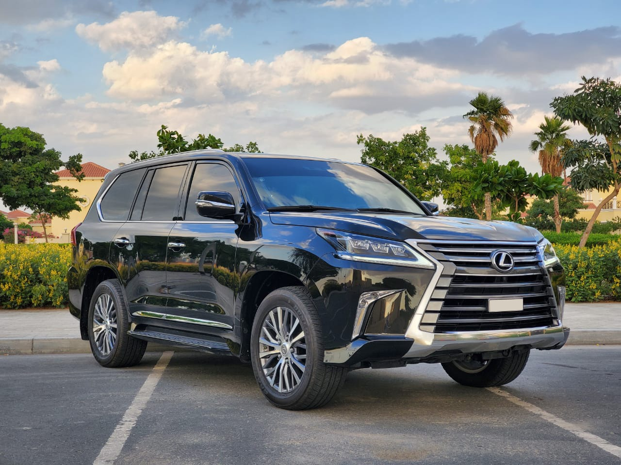 Lexus LX570  or Similar