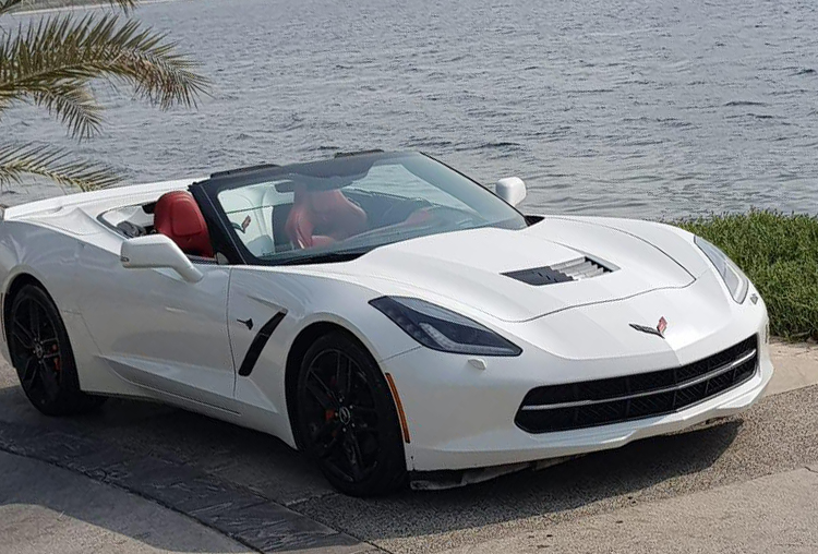 Chevrolet  Corvette or Similar