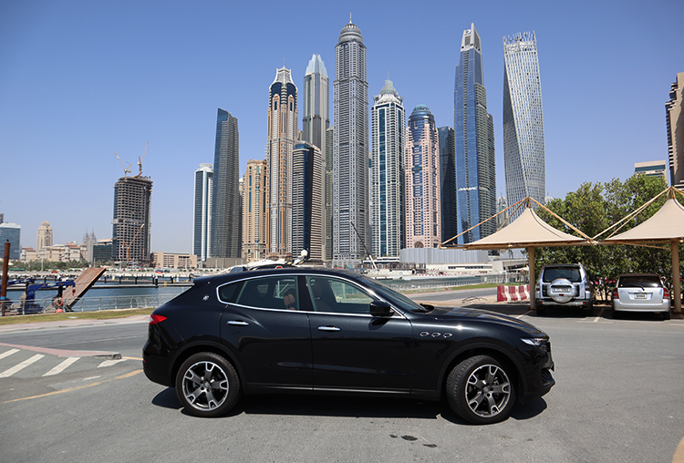 Maserati Levante or Similar