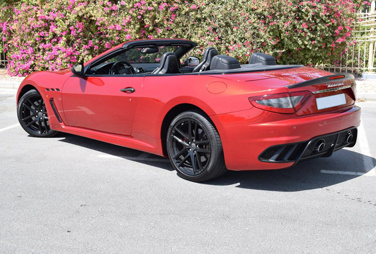 Maserati Grancabrio or Similar
