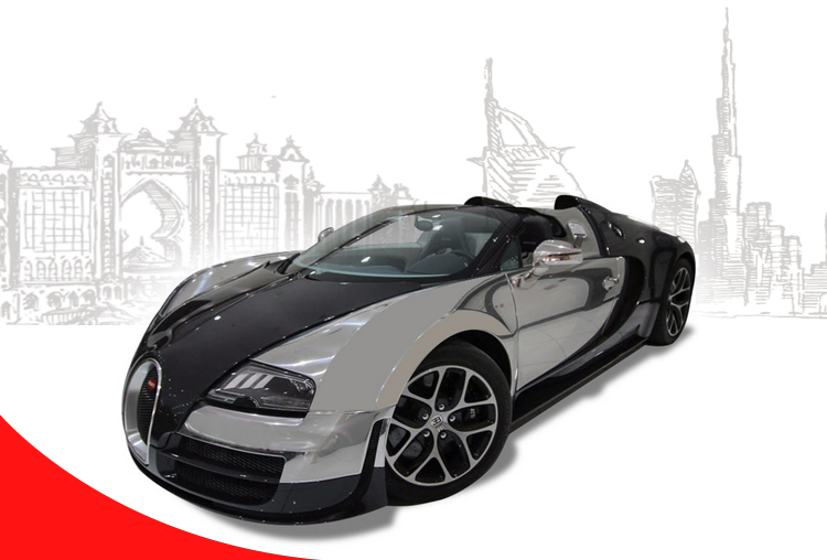 Rent Bugatti Veyron Super Sport in Dubai