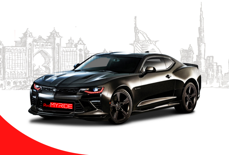 Rent Chevrolet Camaro in Dubai