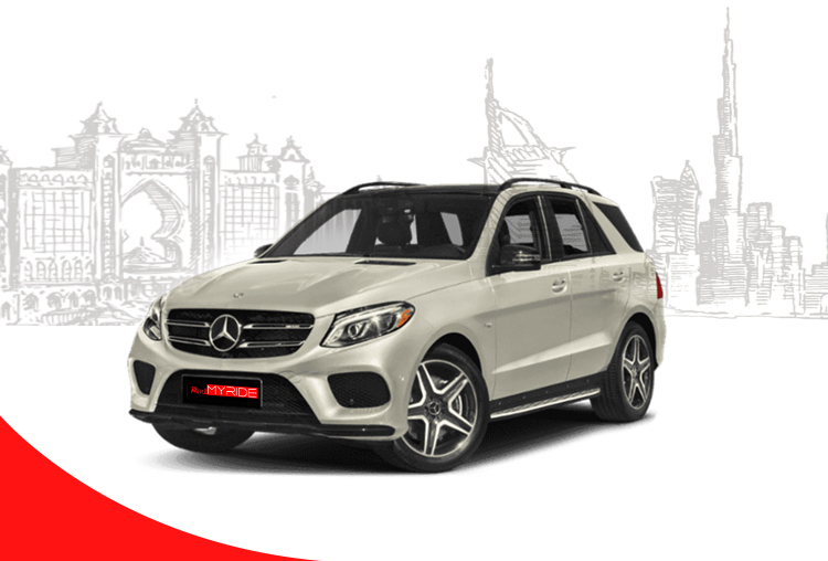Rent Mercedes Benz GLE AMG in Dubai