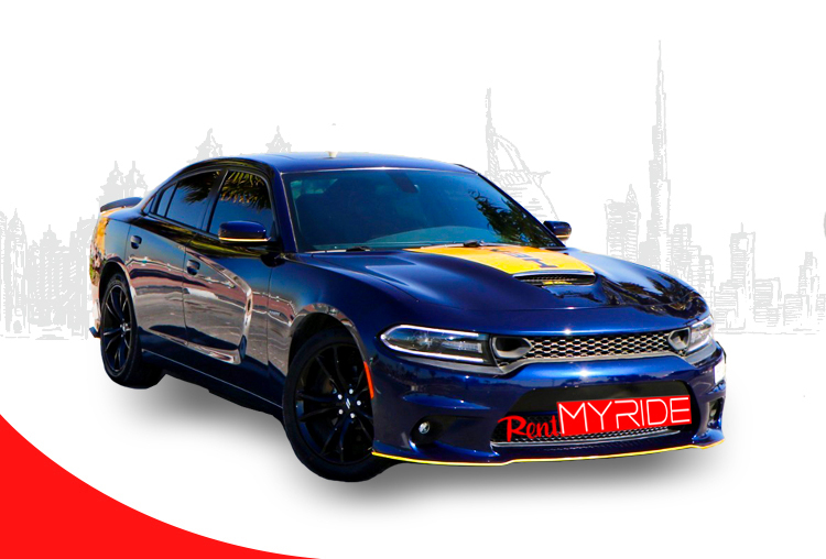 Rent-Dodge-Charger-RT-in-Dubai