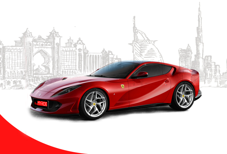 Rent-Ferrari-812-Superfast-in-Dubai