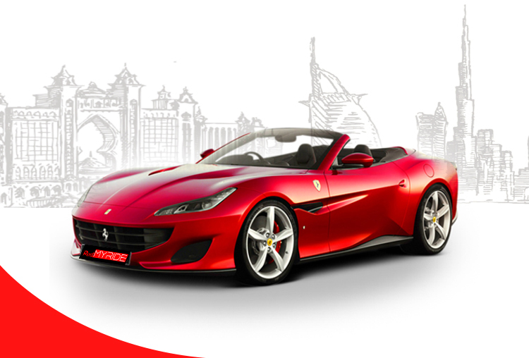 Rent-Ferrari-Portofino-in-Dubai