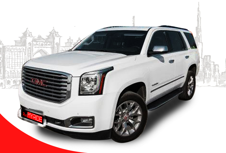Rent-GMC-Yukon-in-Dubai
