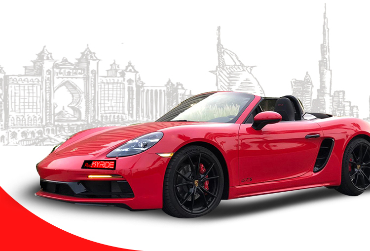 Rent-Porsche-Boxster-GTS-in-Dubai