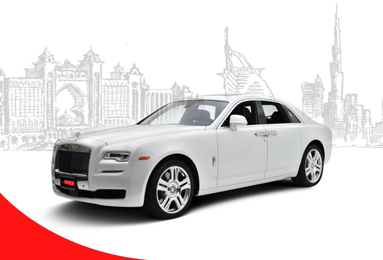 Rent-Rolls-Royce-Ghost -in-Dubai